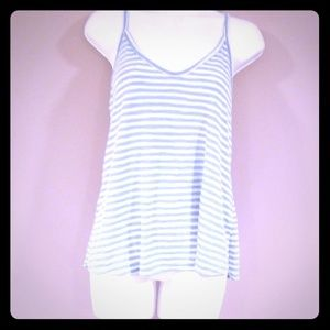 Forever 21 Pale blue tank top size M